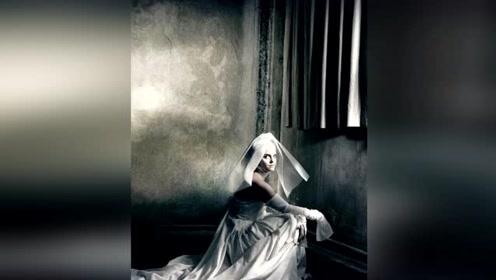 """""""赫敏""""艾玛·沃特森新写真曝光!超A修女风婚纱照,美到让人窒息"""