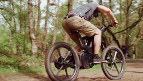 老外打造军工级自行车,采用军用规格铝合金材料,17万一辆能买?