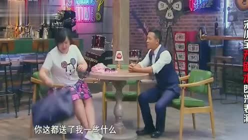 千万别让宋小宝贾玲同台,这俩人真搞笑,简直笑死人不偿命!