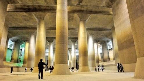"""日本最著名""""下水道"""",本意是用来排水,没想到成为了一个景点!"""