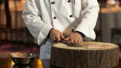 为何中国厨师只用一把刀,其他厨师各类刀应有尽有,看完涨知识了