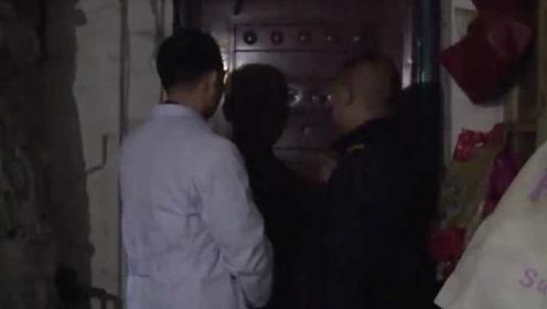 紧急救援!母子煤气中毒打120后晕倒,救护人员挨家敲门寻找