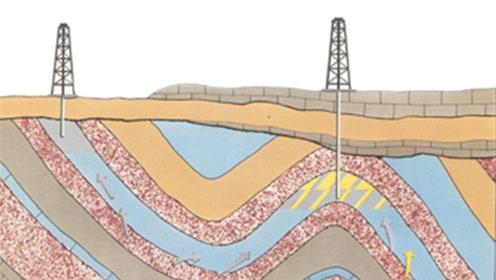 各个国家想办法获得的石油,究竟是如何形成的呢?视频为你演示