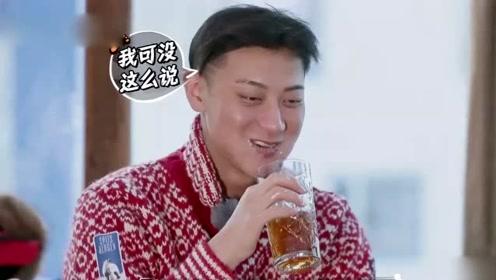 黄子韬录综艺毫无偶像包袱,脸冻得红肿,网友:判若两人