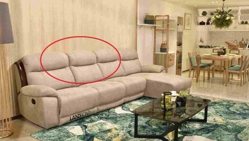 风水:家中沙发千万不能这样摆放,财神爷最不喜欢,有钱人必知!