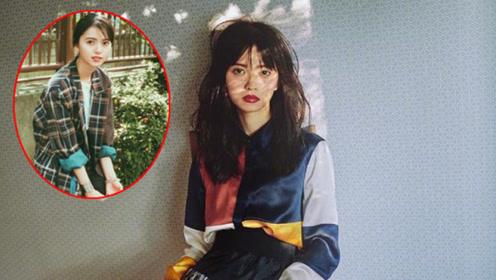 斋藤飞鸟日常写真登杂志 单马尾斜刘海显成熟气质