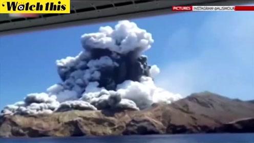 新西兰火山爆发幸存者细节爆出:身上烧伤程度高达95%