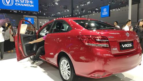 丰田终于亲民了,轿车降至5.88万起,油耗低至5.1L
