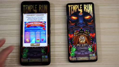 华硕ROG Phone 2与红米K20 Pro速度比拼