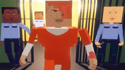 【屌德斯解说】 血染小镇 多人联机模式 放出监狱中的巨人