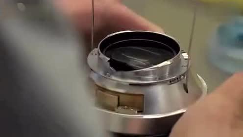 莱卡镜头生产过程,情怀手工视频