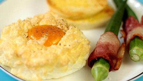 """鸡蛋玩出新花样!风靡全球的""""火烧云""""鸡蛋"""