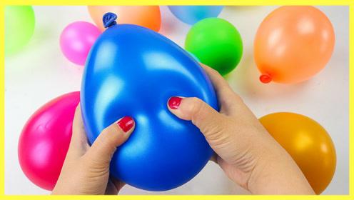 粘土气球手工制作图片