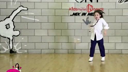 舞蹈神童罗夏恩BTS《DNA》舞蹈模仿