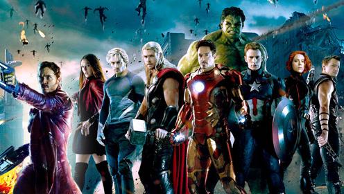 燃爆!《复仇者联盟3》曝光首款先导预告,灭霸打脸所有超级英雄