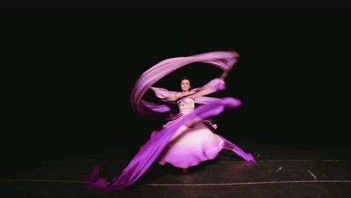 古典舞《长绸》优美,典雅!