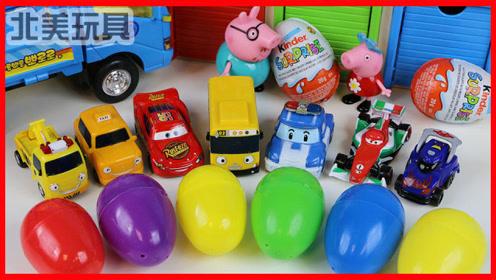 培乐多彩泥做凯蒂猫和小猪佩奇,橡皮泥黏土手工玩具!
