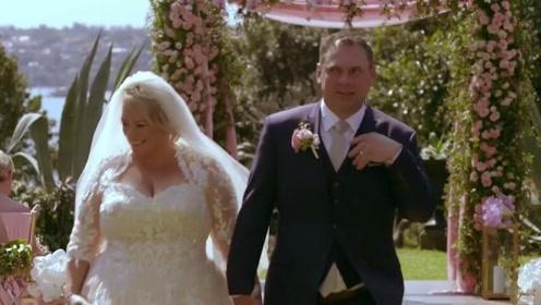 跟素未谋面的人结婚 新郎见到新娘时崩溃爆出一句话