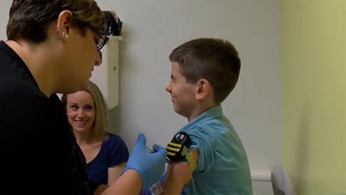 疫苗接种:春季流行病增多,这样带孩子打疫苗保证孩子不哭闹