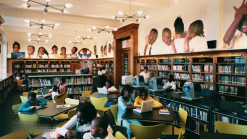 意外的结果竟是最好的:一个标志让四万孩子爱上图书馆