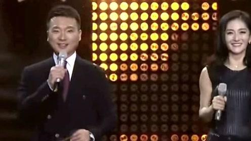 康辉还原与谢娜主持金鹰奖背后:是提前沟通好的