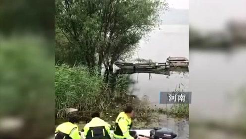 河南3男子黄河捕鱼翻船:1人漂到山西生还2人遇难