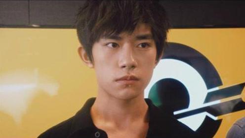 《起风了》MV配上易烊千玺,莫名感动落泪了!希望千玺可以看到!