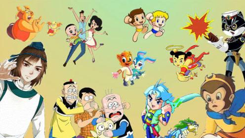儿童节回忆杀,20部90后经典国创动画片,你是否还记得曾经的童真