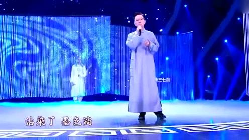 王珮瑜与霍尊同台合唱:卷珠帘,一开口观众沸腾了
