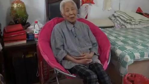 濮阳老人卖房捐100万助学