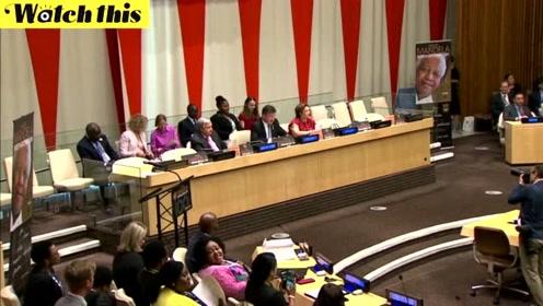 联合国纪念曼德拉百年诞辰:曼德拉是人类的真正楷模