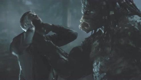宇宙猎手重返地球!IMAX3D《铁血战士》高能上映