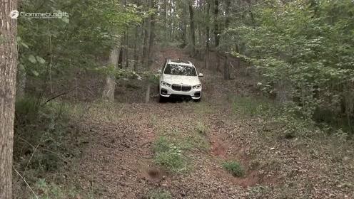2019 宝马BMW X5 - 越野试驾宣传片