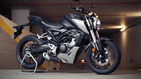 今年最火的一款摩托车!引入国内一定买一辆