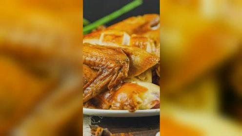 你与一只美味的豉油鸡之间只差一个电饭煲的距离