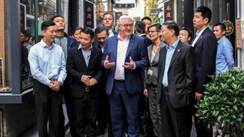 德国总统:如果没有中国 世界关键事务就无法做出改变