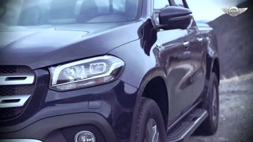 2018 梅赛德斯奔驰 X 350 d 4MATIC雪地越野动态展示