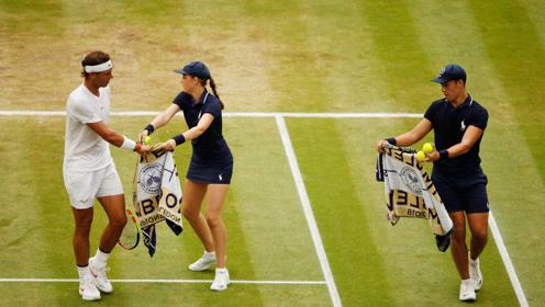 回忆2018赛季ATP的那些美好瞬间 小球童、小球迷抢镜成功