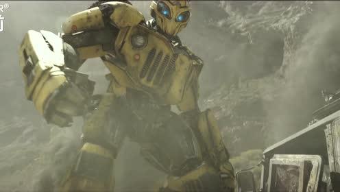 变形金刚谁与争蜂!IMAX3D《大黄蜂》大有不同