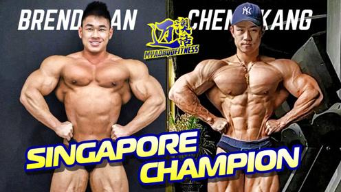 这位小伙远看像陈康,但级别不一样,他训练不停歇目标职业卡