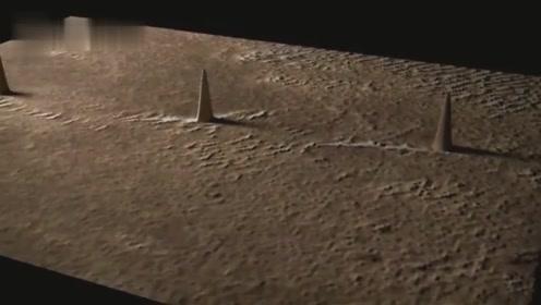 火星发现三座巨型尖塔,跟吉萨金字塔一样排列何人所建