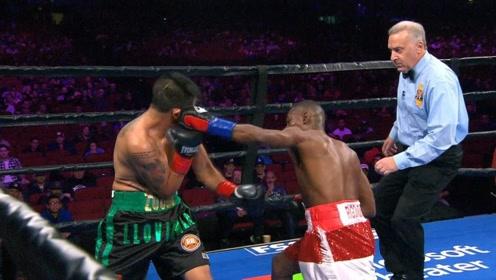 里贡多重回拳台,一回合KO乔瓦尼·德尔加多