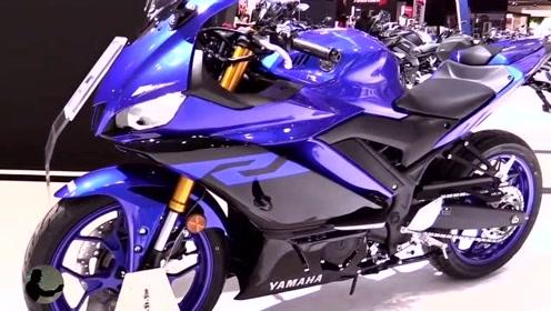 预售约4.6万!2019 雅马哈Yamaha R3,入门级战斗机车