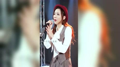 网红美女翻唱《沙漠骆驼》人美声甜,唱的太好听了!