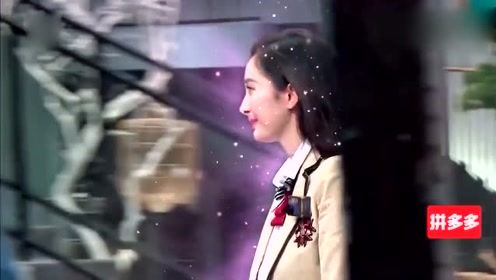 杨幂换上裙子,邓伦直接要和杨幂一组,所有人抢着去抱她!