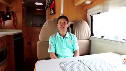 大叔一年有200多天住在房车里,分享他的房车生活经验!