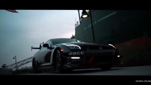 美国车友的GT-R