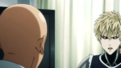 一拳超人:想不到老师年纪这么小居然秃头了呀,这是遗传吗
