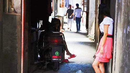 广东东莞:实拍虎门闹市中的小巷子,打工者休息最喜欢去的地方