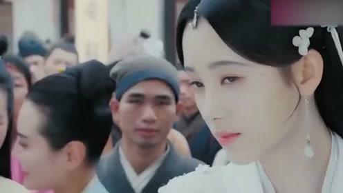 鞠婧祎演白娘子,一出场真是美得让人心醉!